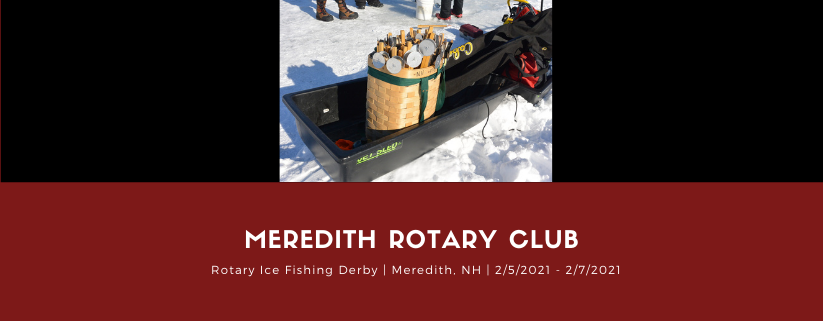 The Great Meredith Rotary Ice Fishing Derby
